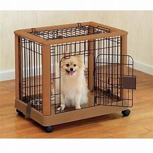 Everything you need to know about dog crates mybusydogcom for Little dog cages