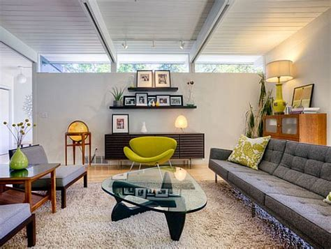 Gus Modern Atwood Sofa by Mid Century Modern Home Renovation By Coop 15 Architecture