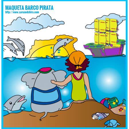 Un Barco Muy Pirata Para Leer by Maqueta Barco Pirata Ed 250 Kame