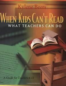 When Kids Can U0026 39 T Read