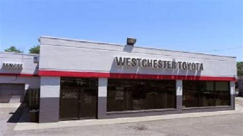 Toyota Of Westchester by Westchester Toyota Service Parts At 75 Vredenburgh