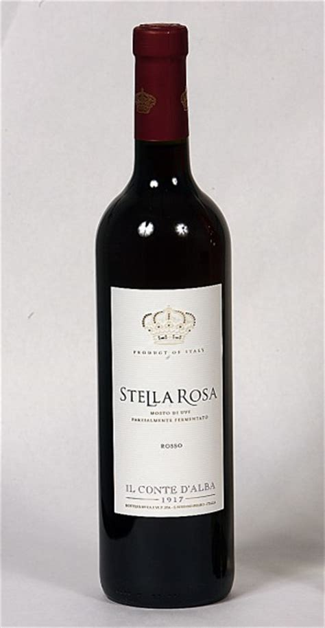 wine of the week il conte d alba stella rosa food and cooking lacrossetribune