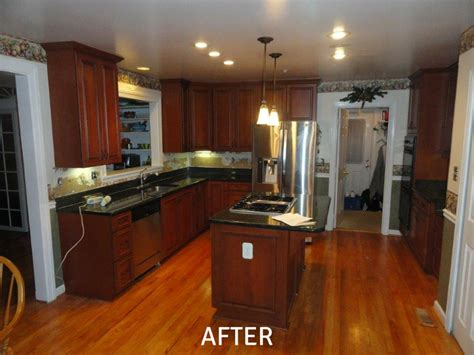 kitchen cabinet refacing refinishing in pennsylvania