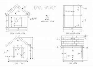 Free&Easy Dogs Houses Plan Wooden Dog House Plans, plans ...