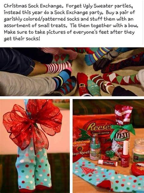 white elphant christmas grab bag grab bag secret santa white elephant idea socks and goodies holidays and