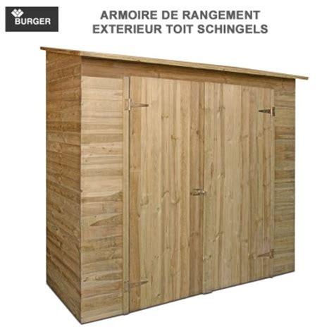 acheter votre armoire de jardin en bois ou armoire de
