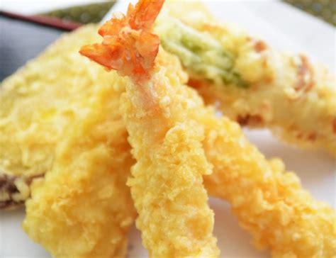 tempura de crevettes 224 la japonaise aux fourneaux