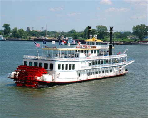 Mississippi River Boat Cruise In New Orleans by New Orleans River Cruises Mississippi River Cruises In