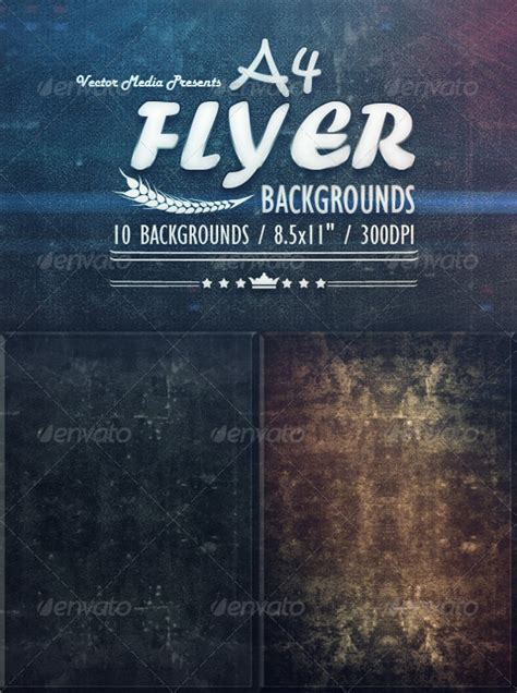 attractive flyer background templates sample templates