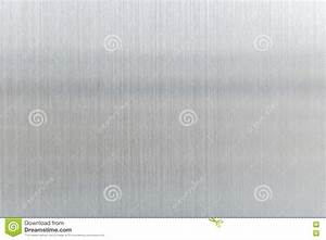 Texture Metal Background Of Brushed Steel Plate Stock ...