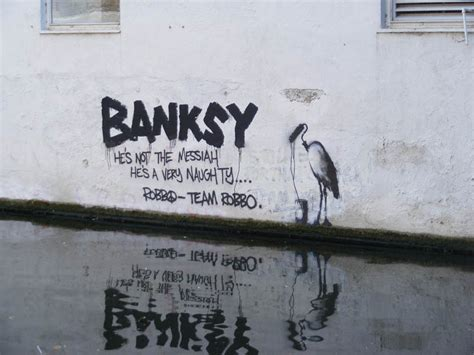 The Banksy vs Robbo War in Pictures «TwistedSifter