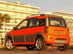 Avis Fiat Panda 4x4 : a retenir ~ Medecine-chirurgie-esthetiques.com Avis de Voitures