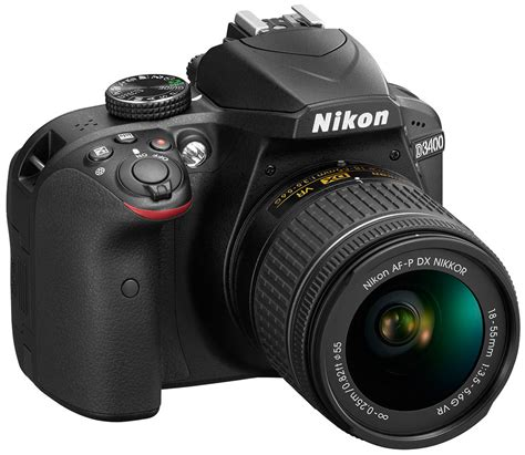 Nikon D3400 Review Now Shooting