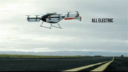 Vahana Flight Airbus Project Taxi Air Take