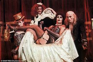 Tim Curry is returning to Rocky Horror Picture Show as ...
