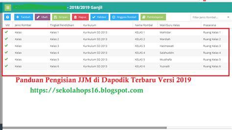 Itulah penjelasan singkat mengenai cara edit data profil sekolah di dapodik 2020 yang dapat admin. Cara Benar Pengisian JJM Jenjang SD di Dapodik Terbaru ...