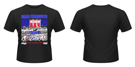 Dead Kennedys California Uber Alles T-shirt-rockzone