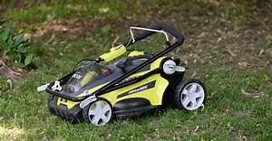 Tondeuse Electrique Batterie : tondeuse batterie 40v de ryobi magazine parlons outils ~ Premium-room.com Idées de Décoration