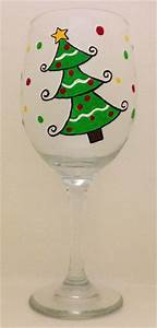 Two His and Her s Santa Wine Glasses Stemless Juice $20