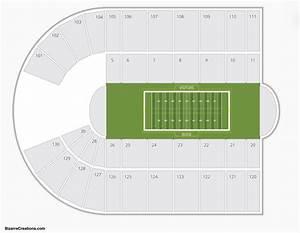 Lane Stadium Interactive Seating Chart Albertsons Stadium Seating Chart Seating Charts Tickets
