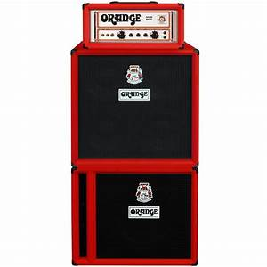 Blood Orange Bass Amp Stack!!! | Amps and Gear | Pinterest ...