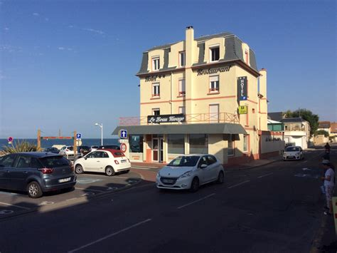 hotel beau rivage la cuisine hôtel restaurant le beau rivage tourisme calvados