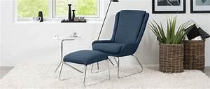 Repose Pied Design : fauteuil repose pied design id es de d coration int rieure french decor ~ Teatrodelosmanantiales.com Idées de Décoration