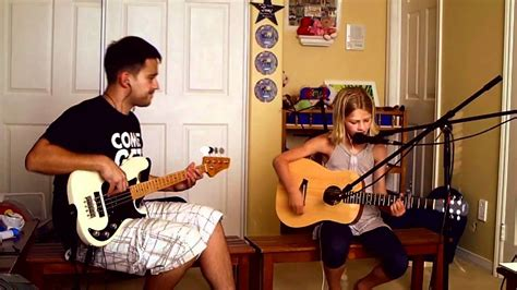 You Belong With Me - Taylor Swift cover by Natalie - YouTube