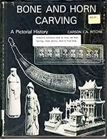 bone  horn carving  pictorial history carson