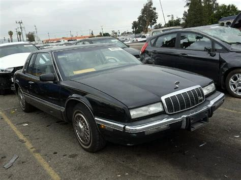 car manuals free online 1992 buick riviera auto manual auto auction ended on vin 1g4ez13l3mu411233 1991 buick riviera in ca van nuys