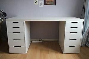 Ikea Schreibtisch Alex : ikea schreibtisch linnmon alex ~ Orissabook.com Haus und Dekorationen