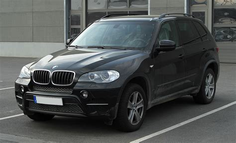 Bmw X5 Xdrive30d (e70, Facelift)