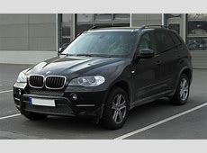 FileBMW X5 xDrive30d E70, Facelift – Frontansicht, 16