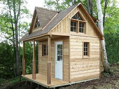 Tiny House Kit by Small House Plans Small Cabin Plans With Loft Kits Micro