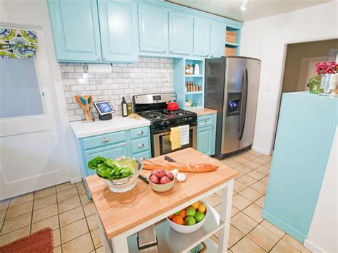 painting a two tone kitchen pictures ideas from hgtv hgtv