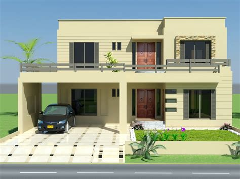 Home Design Ideas Front by House Front Pakistan Front Elevation Home Designs