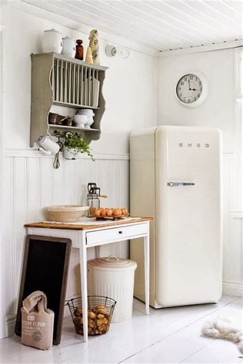 retro smeg fridges  small kitchens home design