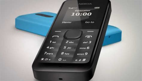 basic phones for nokia 105 basic colour phone to launch in april for rs