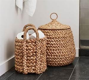 Beachcomber, Round, Handled, Baskets