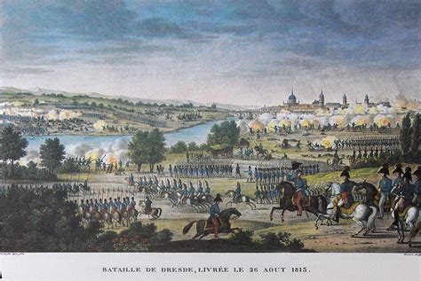 siege of battle of dresden