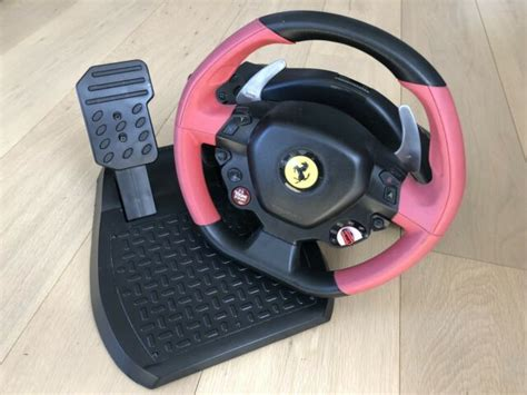 With a msrp of $99.99 and release date of april 14th, 2014, the thrustmaster 458 spider wheel is poised to provide a great solution for the xbox one racer looking. Thrustmaster gaming wheel Ferrari 458 spider for pc/xbox | XBOX One | Delta/Surrey/Langley | Kijiji