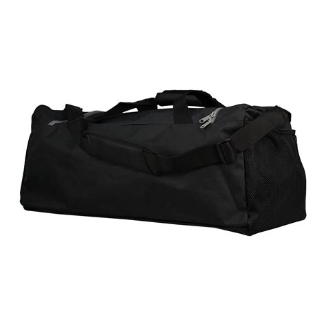 We've got duffels equipped for the gym, work bags, roomy weekenders, cool messenger bags, and luggage in many shapes and sizes. Geanta unisex Puma Fundamentals Sports Bag II 07552801 - Originals