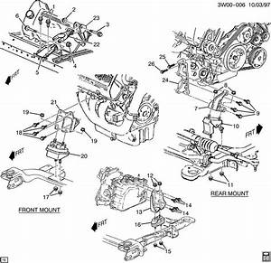 Oldsmobile Intrigue Belt Diagram Pictures