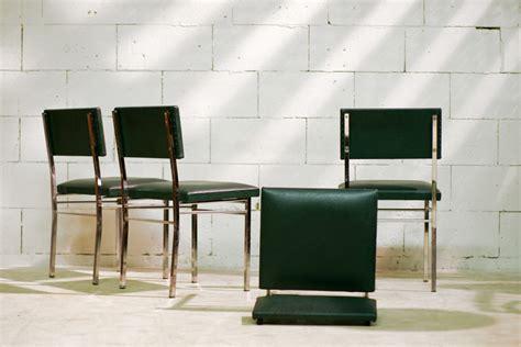 elma van der stoel strakke retro vintage stoelen uit de jaren 60 chroom