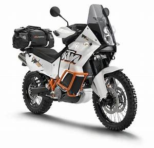 2013 Ktm 990 Adventure Baja Edition