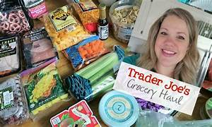 Trader Joe's Grocery Haul - A Pinch of Healthy