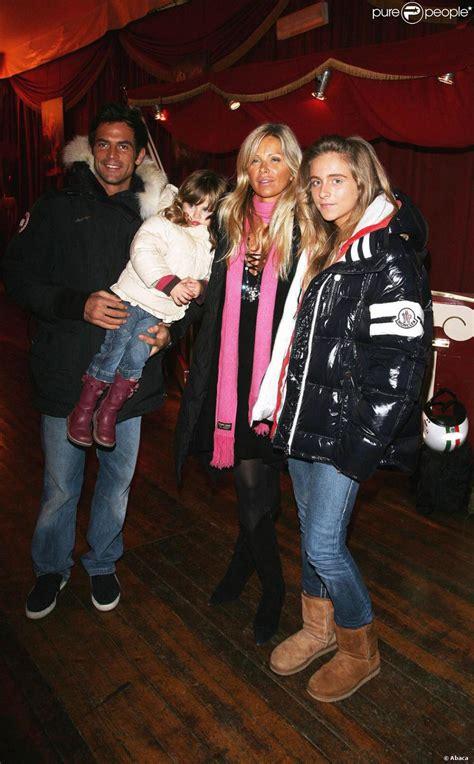 filip nikolic sa fille val 233 rie bourdin et sa fille tanelle novembre 2007