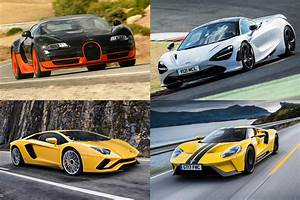 The fastest road cars in the world 2018 | Auto Express