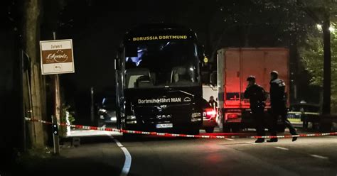 Dortmund Bomb Attack Suspect Arrested Amid Claims of ...