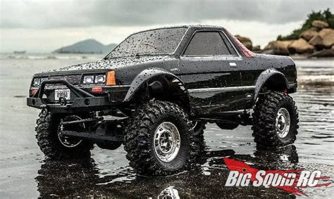 carisma  subaru brat rtr big squid rc rc car